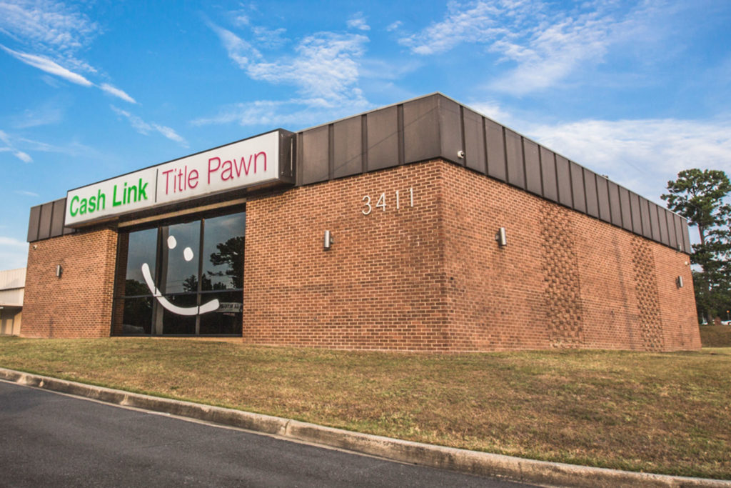 Cash Link Title Pawn | 3411 Pio Nono Avenue, Macon, GA 3120