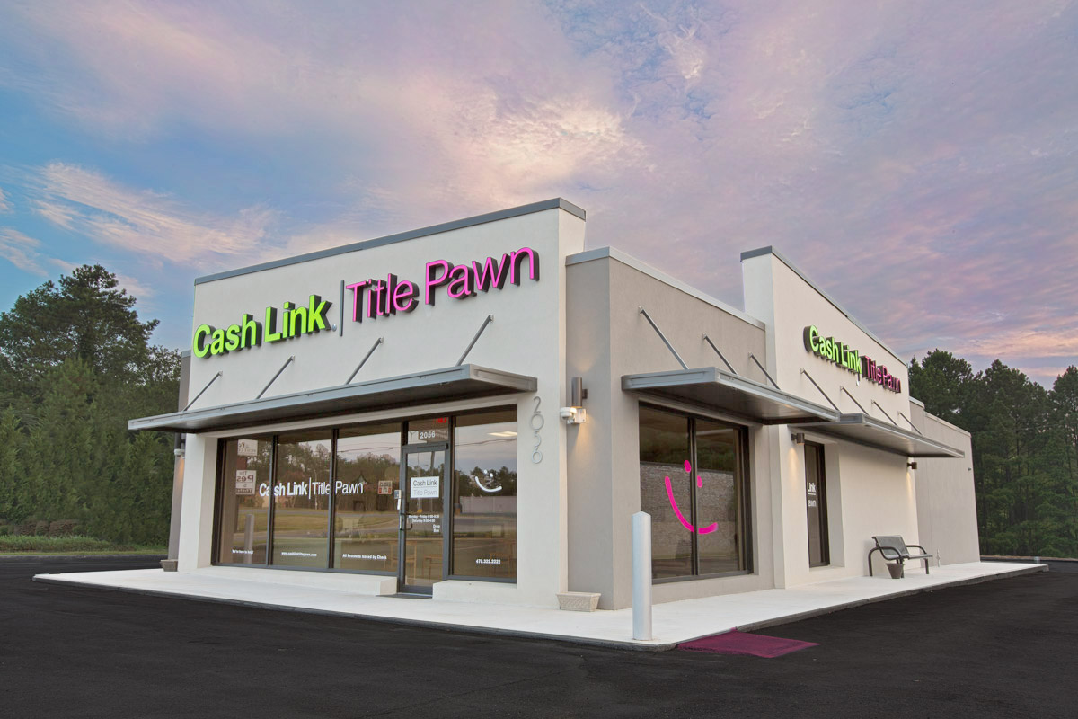 Cash Link Title Pawn Warner Robbins Location